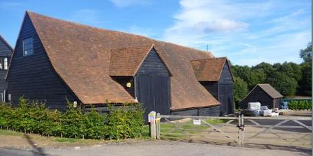 jordans mayflower barn